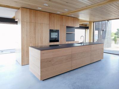 Keuken kersenhout te Meerstad
