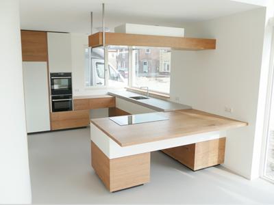 Keuken Kersenhout te Zuidhorn