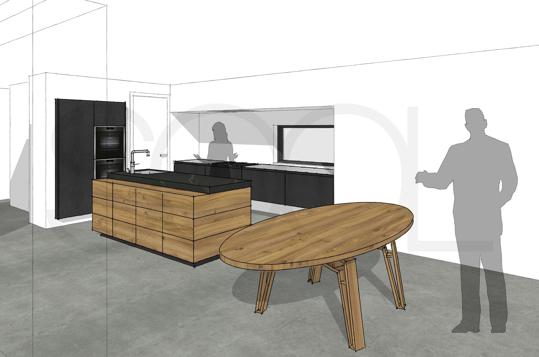 keuken iepenhout haren 02