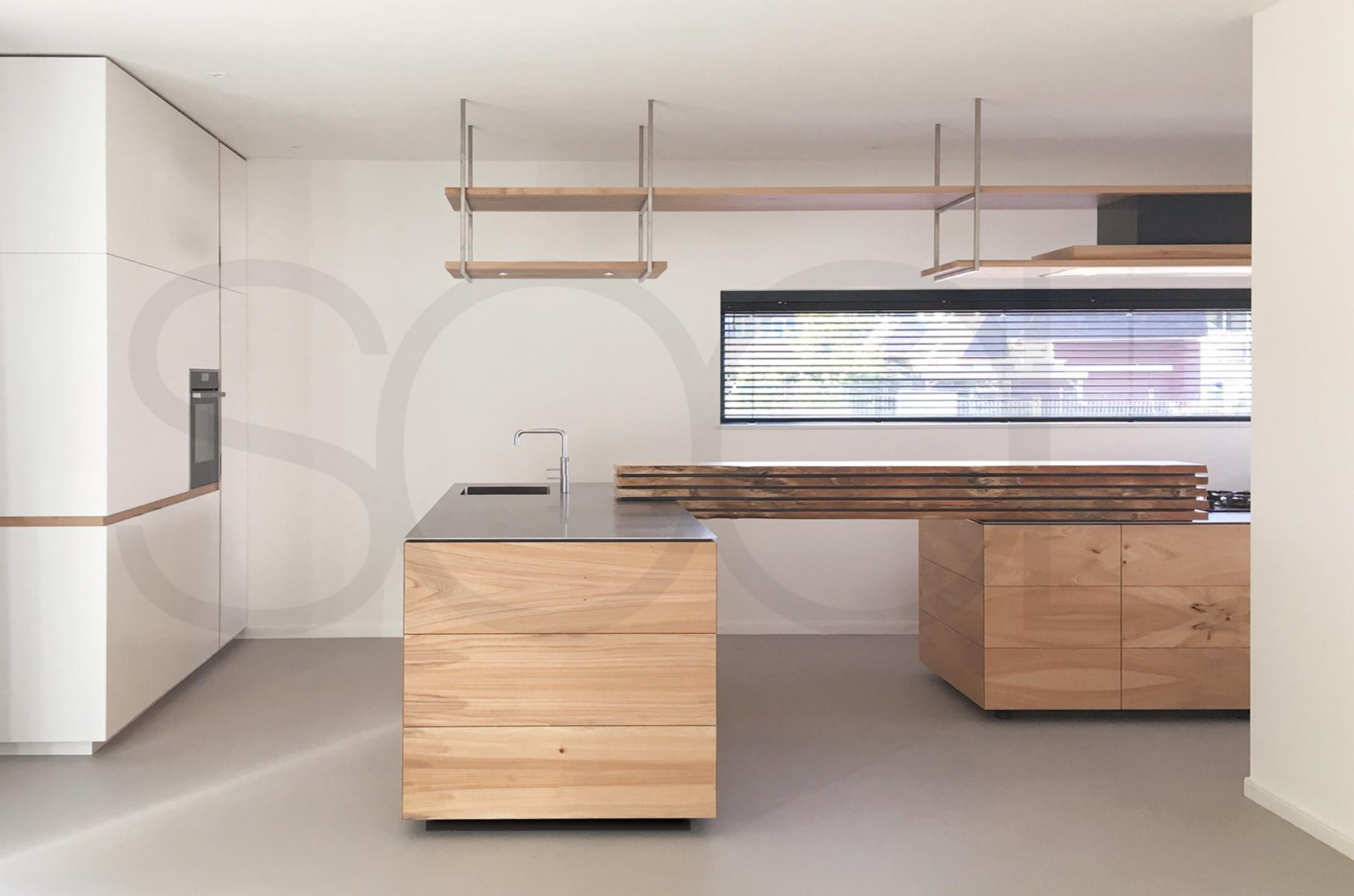 Keuken iepenhout Groningen 01